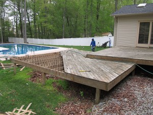 Professional Building Systems Deck l Deck Builder Farmingdale NJ