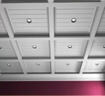 coffered