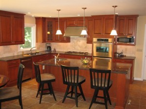 Professional Building Systems Kitchen